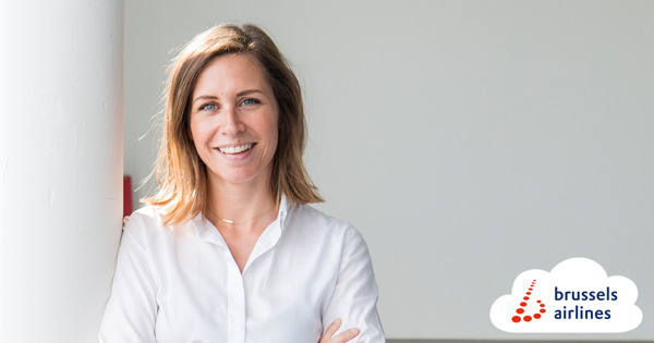 Preview: Kim Daenen nieuwe Head of Corporate Communications Brussels Airlines