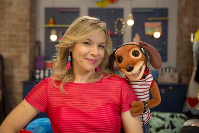 Justine Clarke's Ta Da! – 5.50pm from Monday to Friday from 6 November on ABC KIDS