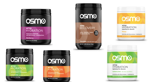 The Osmo Nutrition Range