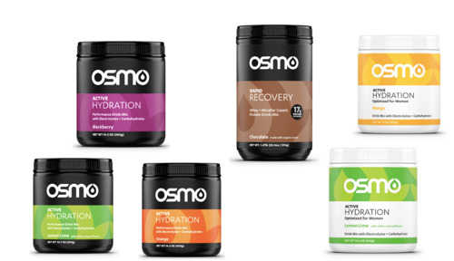 Stay Hydrated While Running With Osmo