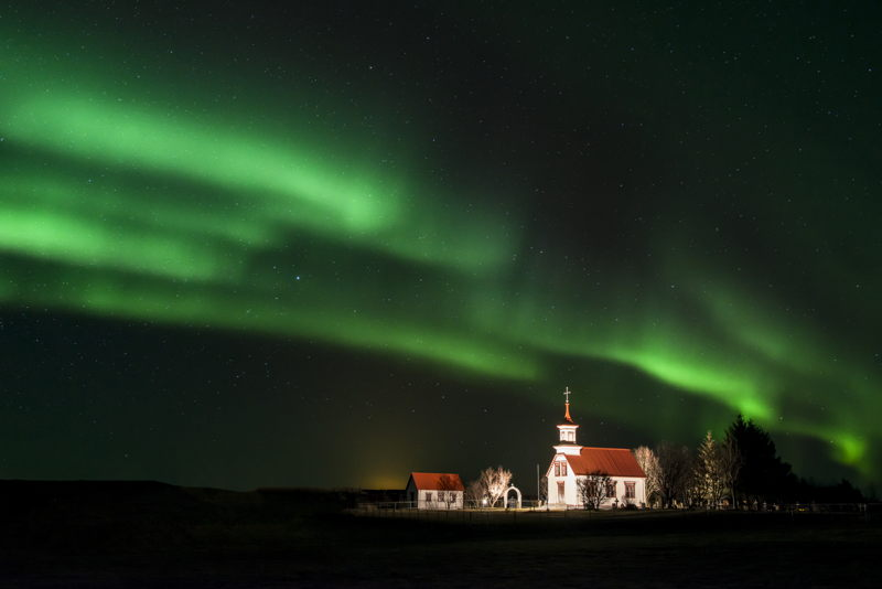 IJsland winterreis ©Bart Heirweg