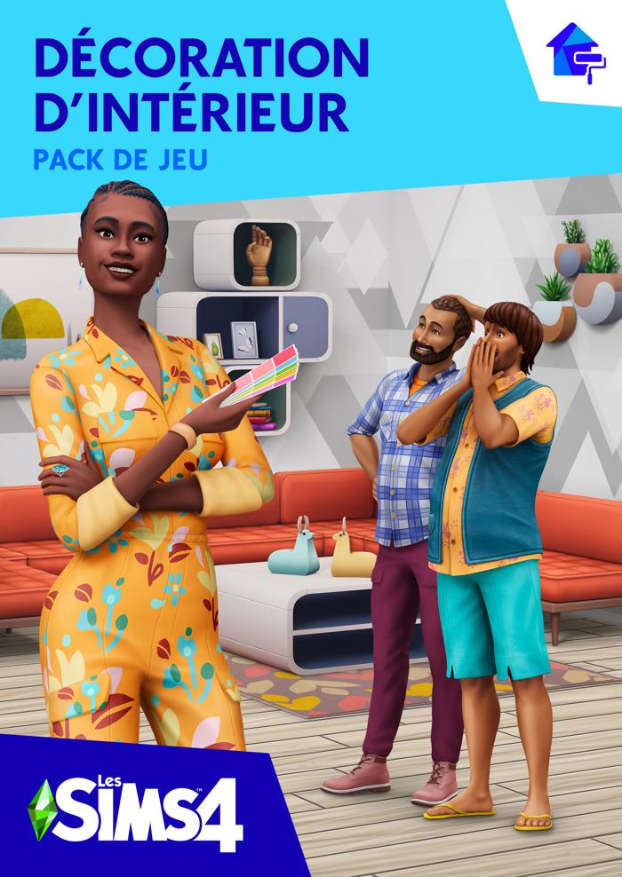 Les Sims 4 Décoration d'intérieur est désormais disponible !