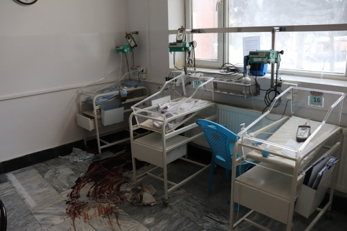Afghanistan: MSF condemns the revolting attack on pregnant women, mothers and babies