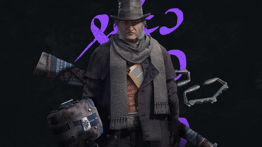 Earn Twitch Drops during Hunt: Showdown's Blood & Ice Winter Event