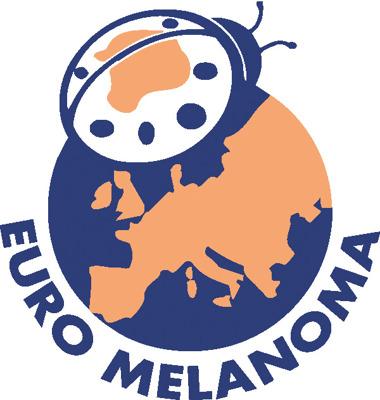 Euromelanoma espace presse Logo