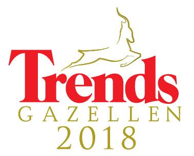 Daikin AC Belgium genomineerd als Trends Gazelle in de provincie Waals-Brabant.