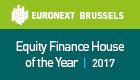 KBC Securities opnieuw winnaar van Euronext Awards