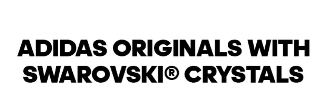 adidas Originals presenta su colaboración con Swarovski