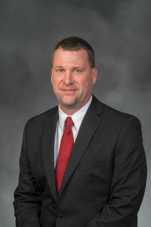 Mark Orr, newly elected GROWMARK VP, Agronomy