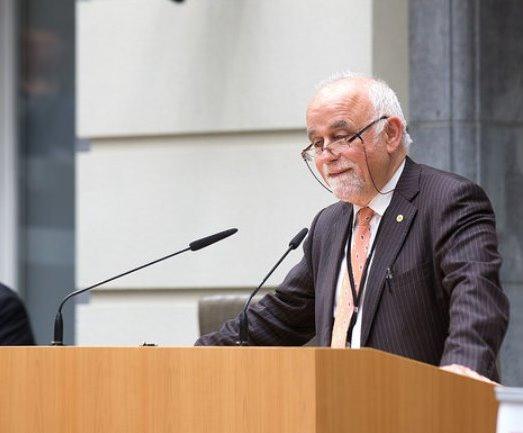 Jan Peumans<br/>Voorzitter Vlaams Parlement