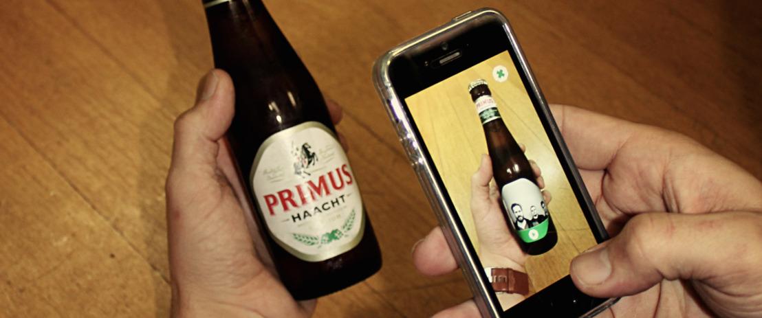 Boondoggle et la Brasserie Haacht transforment chaque bac de Primus en Bac à musique