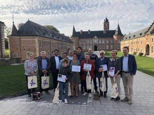 Paul en Lieve Vandael uit Herentals winnen 33ste Davidsfonds Zomerzoektocht