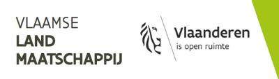 Vlaamse Landmaatschappij perskamer Logo