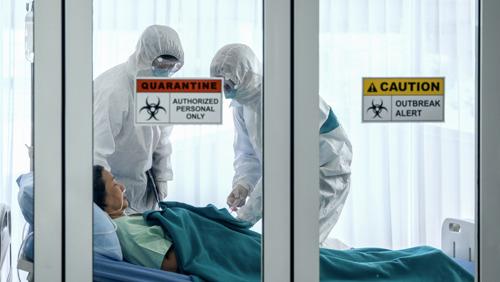 VUB ontwikkelt noodmasker voor verplegend personeel