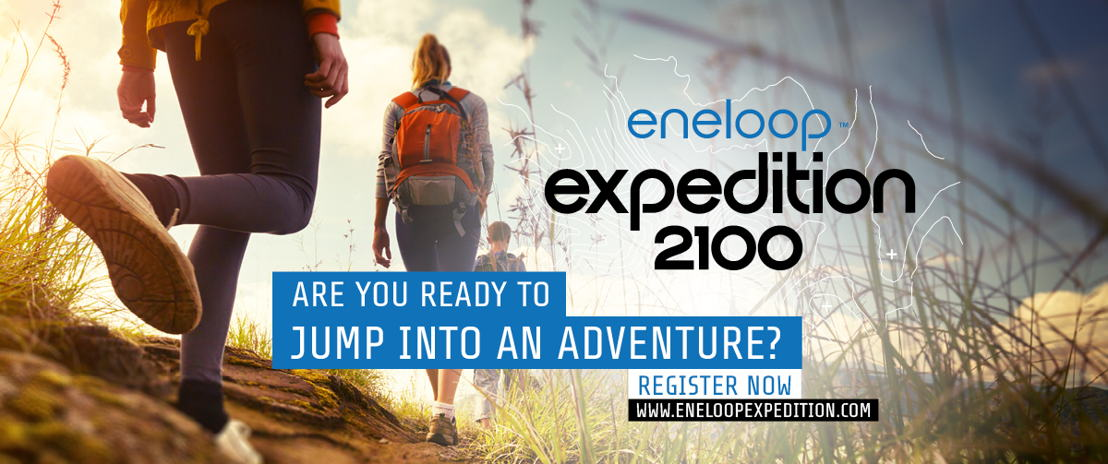 eneloop expedition - Header 1