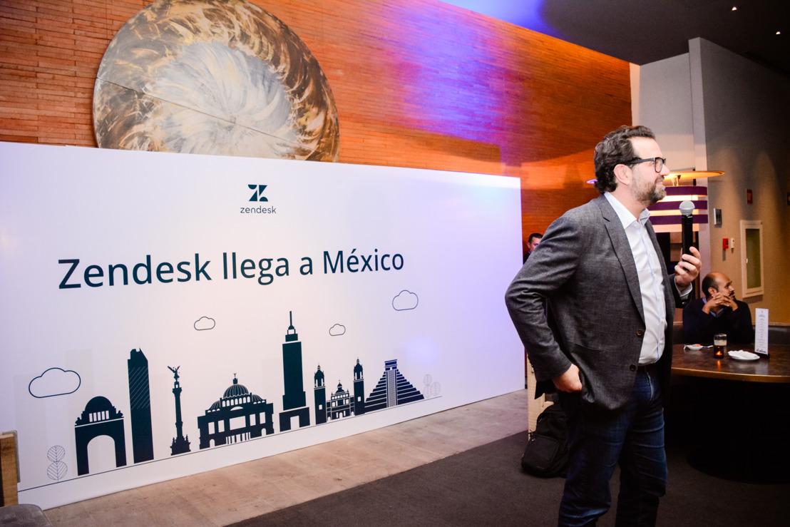 Nuevas alianzas estratégicas con Zendesk en México