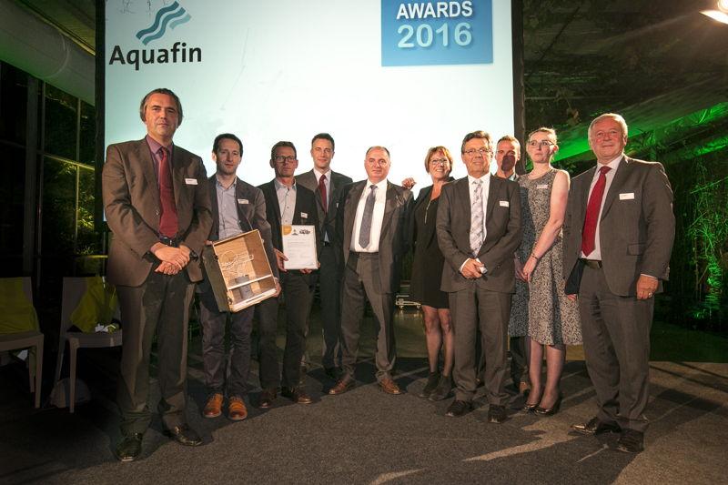 Advies- en ingenieursbureau Astro-Plan bvba uit Aalst won de Kwaliteitsaward.