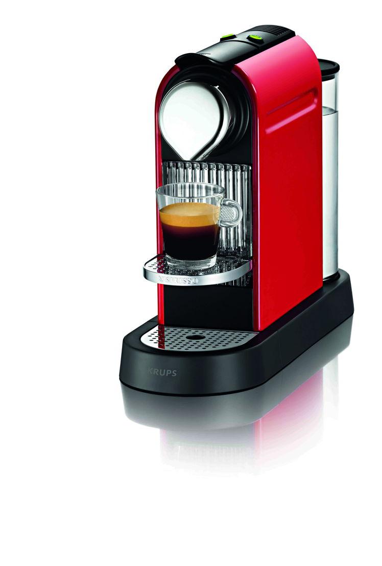 Nespresso Citiz Fire-engine Red - 178,95 €
