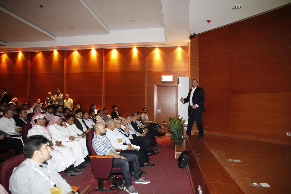 Workshop at The Big 5 Saudi 2016