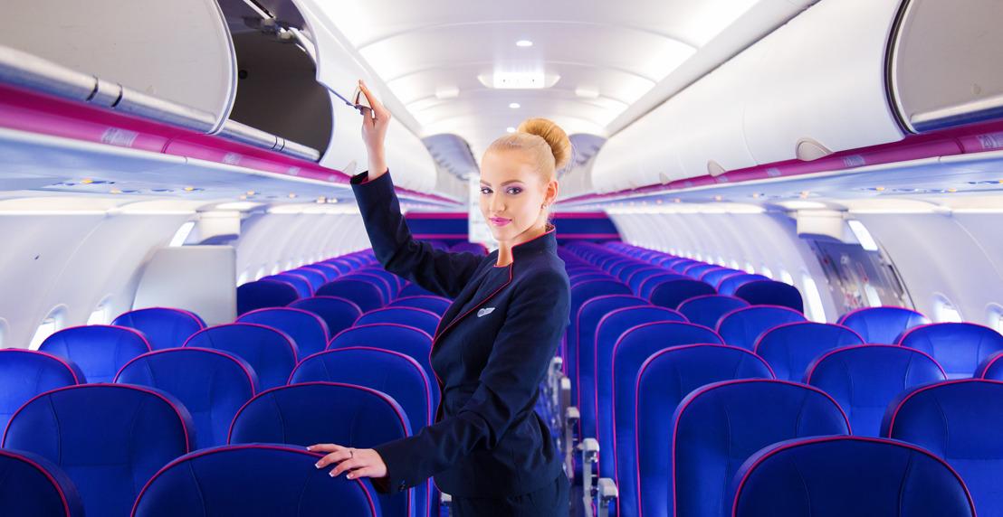 WIZZ AIR PLAATST BESTELLING BIJ STOELFABRICANT GEVEN VOOR DE UITRUSTING VAN 110 A321NEO's