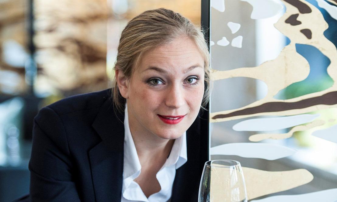 Lotte Wolf krijgt feestdag, award én een one-day wijnbar