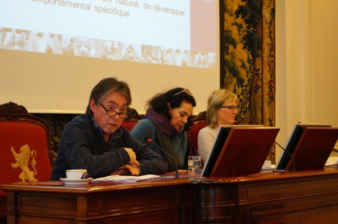 Opname van dieren in de Grondwet: GAIA-voorzitter Michel Vandenbosch aan het woord in de Belgische Senaat