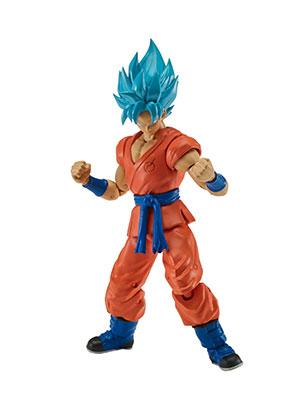 Super Saiyan Goku Azul