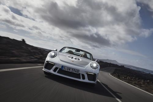 Authentiquement Porsche : une décapotable deux places offrant des sensations uniques