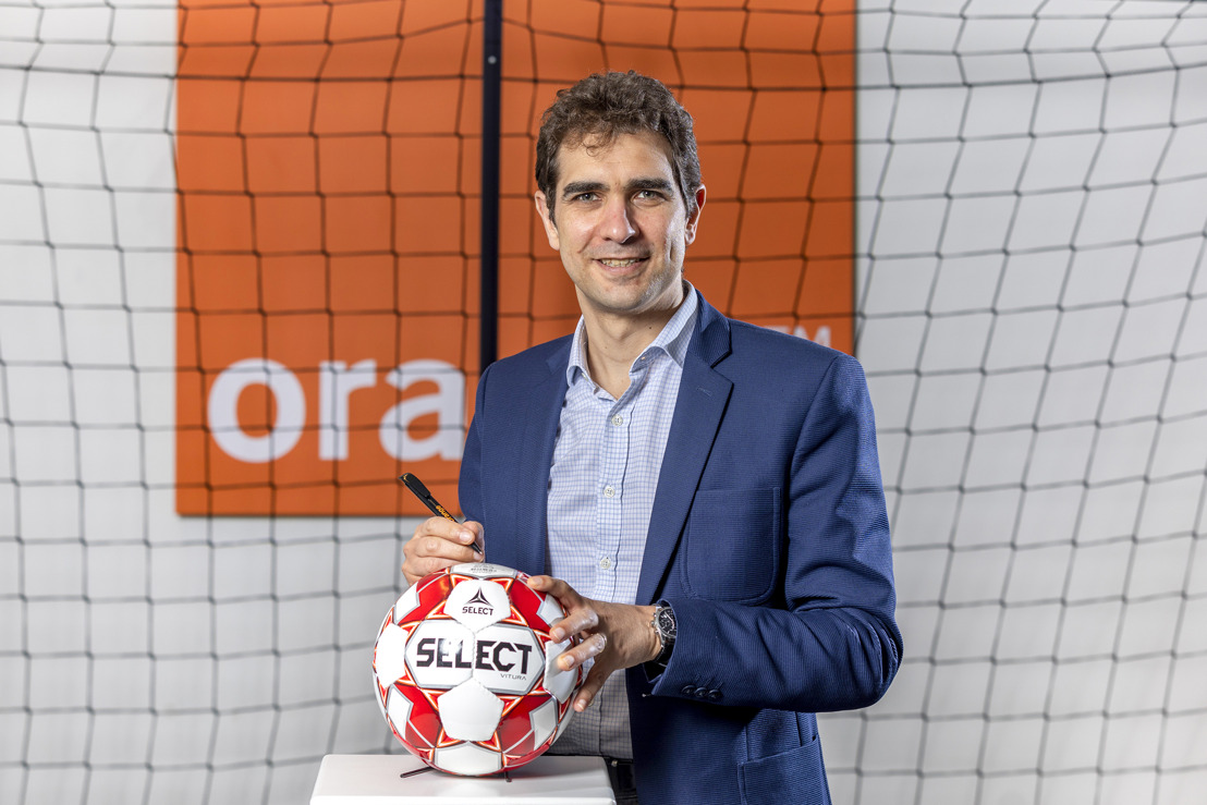 The Jupiler Pro League will be available to all Orange customers, convergent and mobile, for 5 years