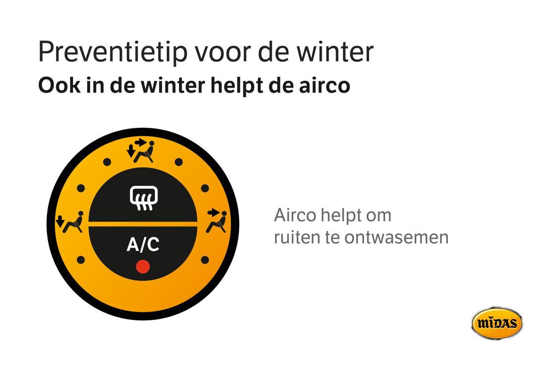 Tip airco