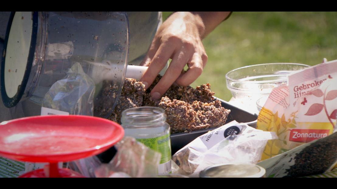 Thomas Vanderveken kookt met superfoods - Voor hetzelfde geld (c) VRT