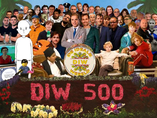 Preview: DIW 500: De Ideale Documentaire