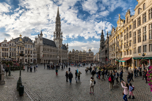 Brussels ranked 13th out of 31 European cities for overall real estate prospects