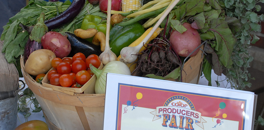 Hanover Co-op's Annual Producers' Fair, a New England Highlight