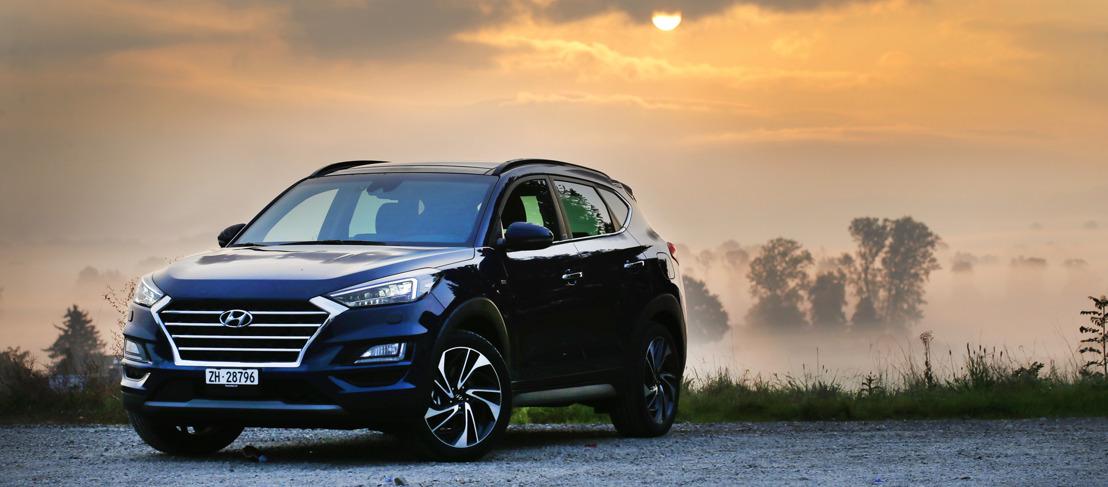 New Hyundai Tucson: Travailler durement… ça marche.