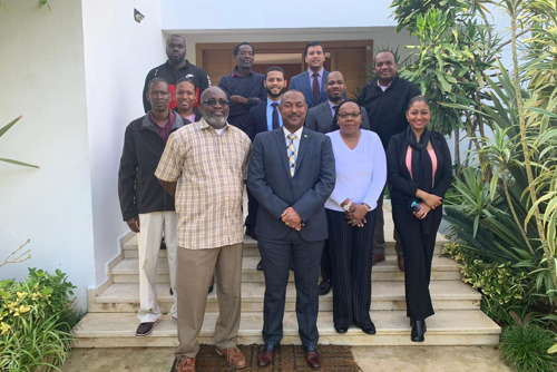 Caribbean Fisheries Management Experts visit Kingdom of Morocco on Technical Cooperation Mission