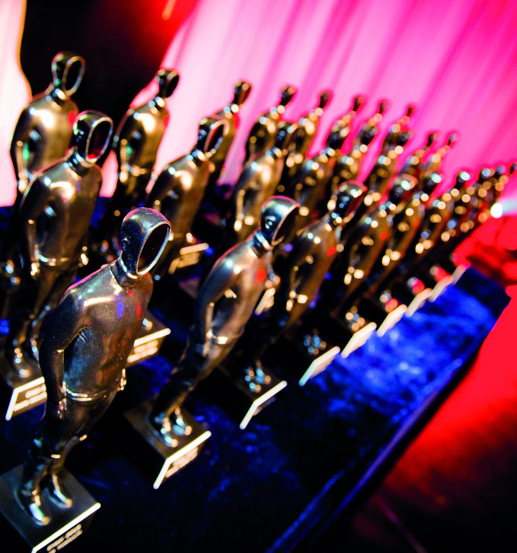 De Ensors groeien uit tot hét jaarlijkse evenement van én voor de Vlaamse audiovisuele creatiesector