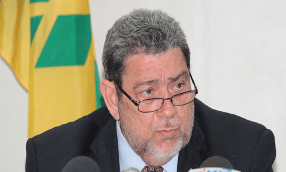 OECS Chairman and Prime Minister of Saint Vincent and the Grenadines, Dr. The Hon. Ralph E. Gonsalves