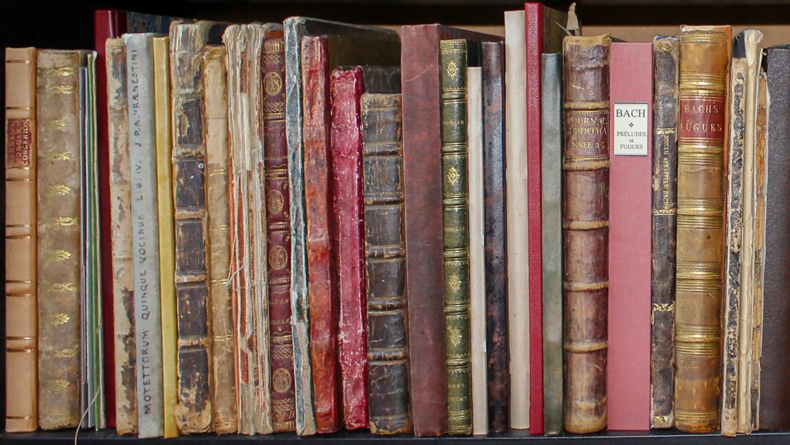 Orpheus Instituut acquires prestigious library Ton Koopman
