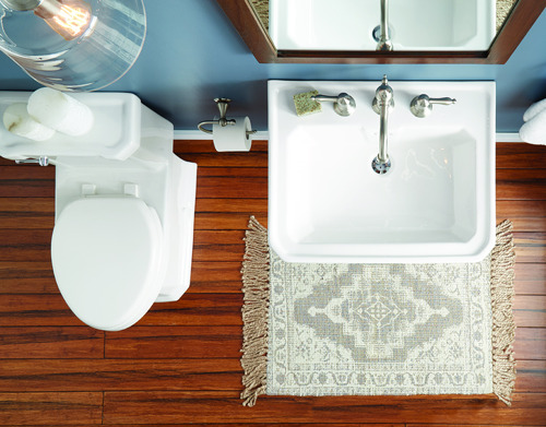 Three toilet trends for today's home