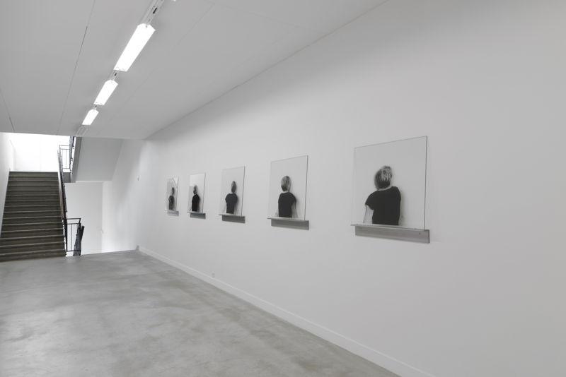 Kristien Daem<br/>Der Wunsch, Teil eines Bildes zu sein, act 3, 2015<br/>Met steun van Fondation Willame (c) Isabelle Arthuis