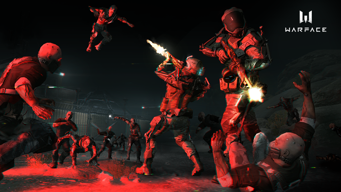 """WARFACE GOES DARK WITH THE NEW """"BLACKOUT"""" UPDATE"""