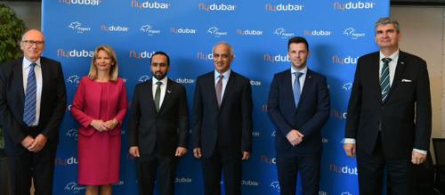 flydubai выполнила первый рейс в Любляну