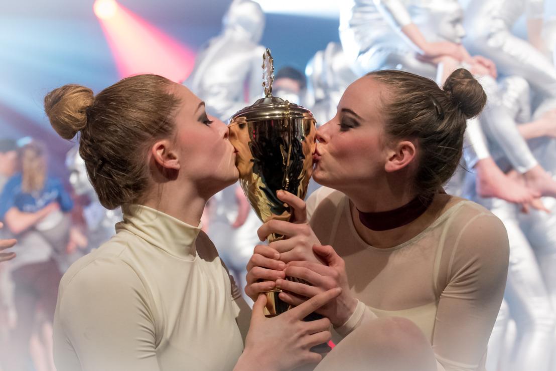 Turnclub Athena knap brons in best show teams finale voor 1300 toeschouwers