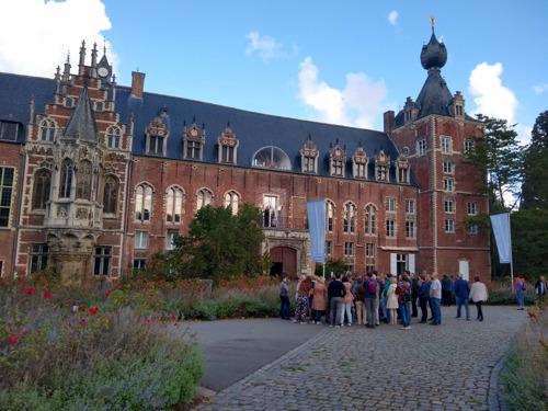 Open Monumentendag Leuven bereikt kaap van 20.000 bezoekers