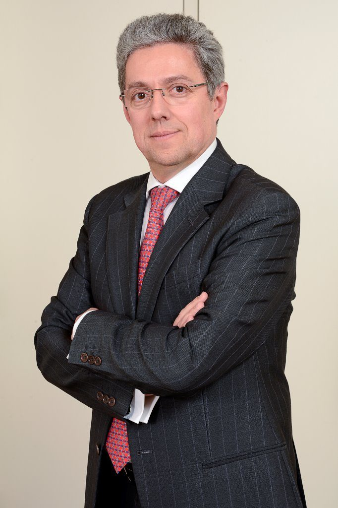 Frédéric Midy, EuPC Building & Construction Division Chairman and EuPC Treasurer