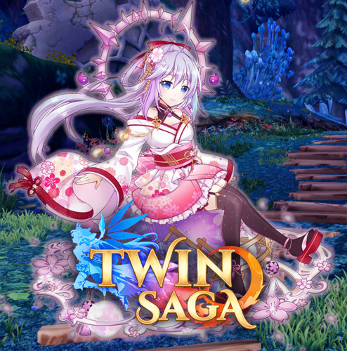 Twin Saga welcomes spring with new areas to explore!