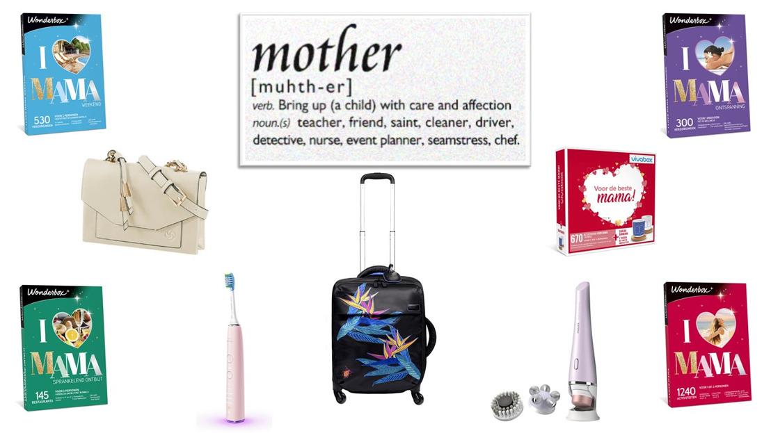 Op 13 mei maken we alle mama's blij!