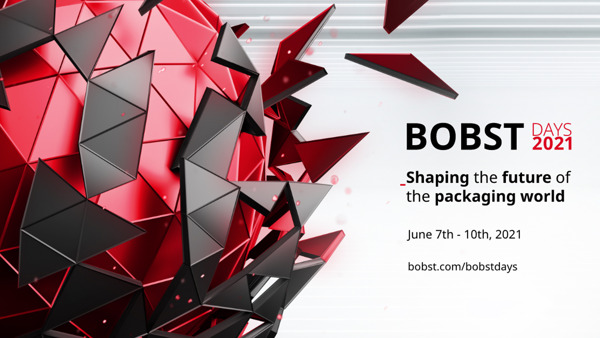 Preview: BOBST opens its virtual doors for a packaging industry wide event