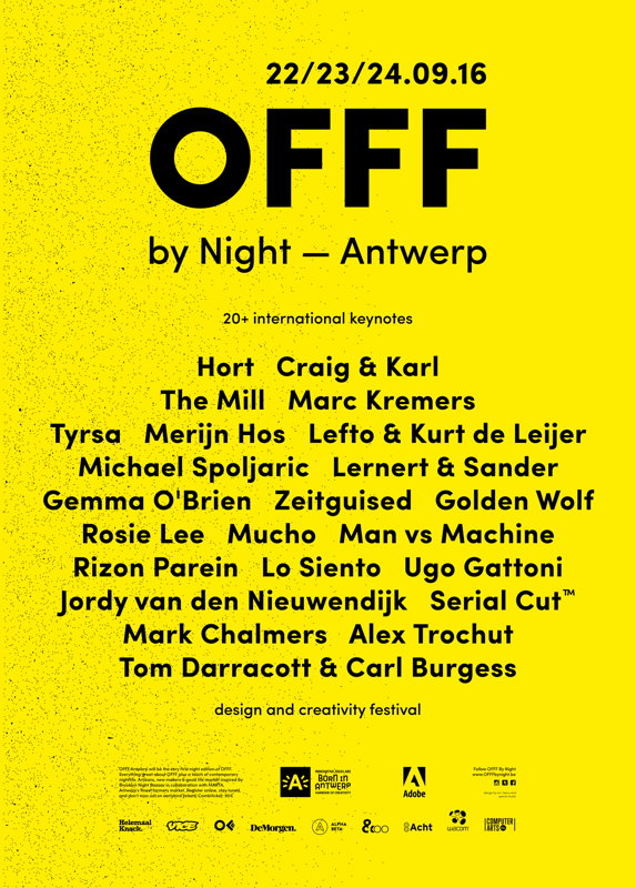 OFFF by night